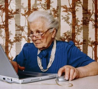 Haladó internet tanfolyam nyugdíjasoknak